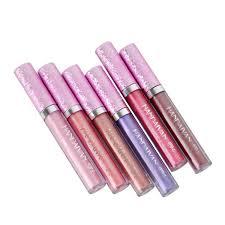 12PCS <b>6 Color HANDAIYAN Diamond</b> Shine Metallic Lipstick ...