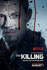 best ideas about holder the killing mireille the killing season 4 character posters show bloody holder and linden