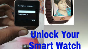 Unlock Your Smart Watch Without any box - YouTube