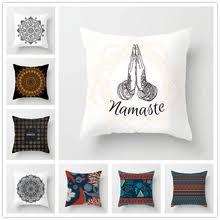 Buy mandala pillow and get free shipping on AliExpress
