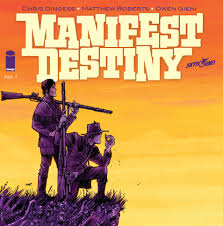 manifest destiny or lewis and clark vs the vegetable manifest destiny cover featured middot larger version