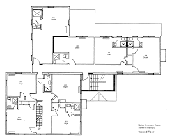 American House Plans Amazing Designs   Ideas And Design        American House Plans Contemporary Image   Decor Ideas