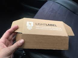 <b>Светодиодные лампочки в задний</b> ход от LIGHT-LABEL ...