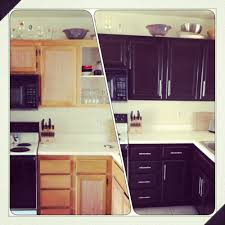 Kitchen Cabinet Makeover Diy Diy Kitchen Cabinets Updating The 70s Kitchen For Much Less