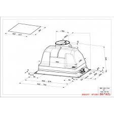 <b>Faber</b> cooker hood <b>Inca Plus HCS</b> LED X A70 - Cooker hoods ...