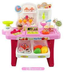 Buy <b>New Toy</b> chehar Enterprise <b>Supermarket</b> Shop Pretend Play ...