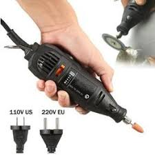 High Quality DREMEL Mini Grinder DIY Electric Hand Drill ... - Vova