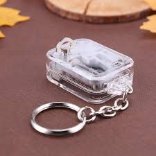 Kids <b>DIY</b> Music Box Movement <b>Keychain</b> Handy Crank | Shopee ...