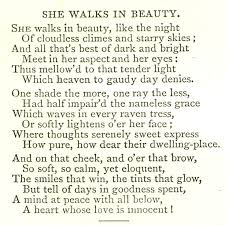 images about lovely words on pinterest   this side of    lord byron   she walks in beauty