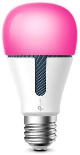 Купить Умная <b>лампа TP-Link Kasa</b> E27 10Вт 800lm Wi-Fi (KL130) в ...