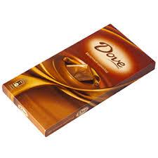 """<b>Шоколад</b> """"<b>Dove</b>"""""""