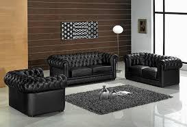 black leather sofas leather sofa set and sofa set on pinterest black sofa set office