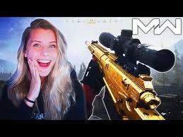 THE BEST SNIPER RIFLE IN MODERN WARFARE! Road to ...