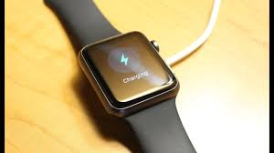 Apple Watch <b>Magnetic Charger</b> Demo - YouTube