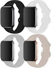 Silicone Watch Band Black - Amazon.com