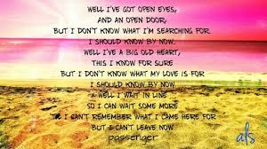 Passenger. Whisper. Beach quote Love song Sad lost poem | YOU ARE ... via Relatably.com