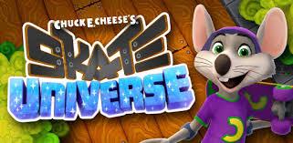 Chuck <b>E</b>.'s Skate Universe - Apps on Google Play