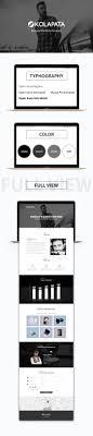 kolapata one page personal portfolio template by ambidextrousbd kolapata one page personal portfolio template