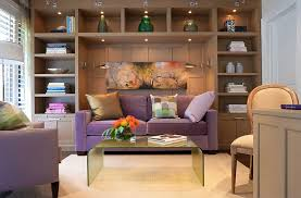 fabulous sleeper sofa in purple and sconce lighting for the guest bedroom design cindy bedroom home office guest room tropical