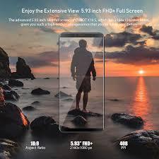 <b>CUBOT X19 S</b> 5.93-Inch FHD+ <b>4G</b> SIM Free <b>S</b>- Buy Online in ...