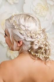 Acantha Rose <b>Gold</b>, <b>Silver</b>, or <b>Gold</b> Wedding Vine | Crowned by Juliet