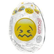 <b>Яйцо шоколадное</b> Сладкая сказка <b>Emoji</b> с игрушкой, 20г: купить ...