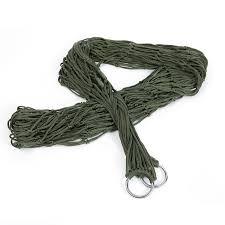 <b>Portable Mesh Swing Hammock</b> with Durable <b>Nylon</b> Material for ...