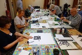 03. Demos / Workshops / Other Events - Sandbach Art Club