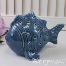 """<b>Статуэтки</b> Фигурка с <b>подсветкой</b> """"Рыбка"""""""