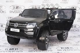 Купить электромобиль VOLKSWAGEN AMAROK от <b>River Toys</b>
