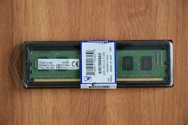 Обзор от покупателя на Оперативная <b>память Kingston DDR3</b> 2Gb ...