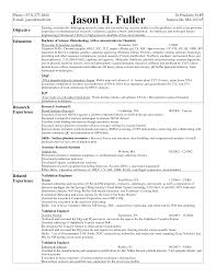 resume for biotechnology freshers s biotech lewesmr sample resume biotechnology resume for fresher kb png