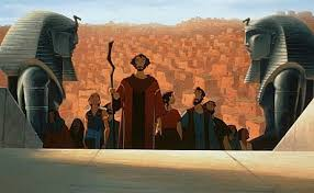 Image result for the prince of egypt movie Moses