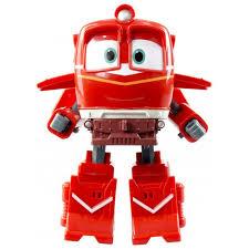 Игровой набор Silverlit Robot Trains Трансформер ... - ROZETKA