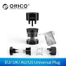 <b>ORICO</b> Электрический <b>универсальный</b> адаптер все в одном ...