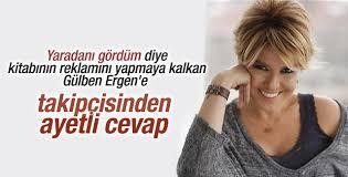 Gülben Ergen'den tartışılan paylaşım