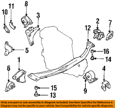 infiniti nissan oem 1999 g20 engine motor mount torque strut infiniti nissan oem 1999 g20 engine motor mount torque strut 112202j200