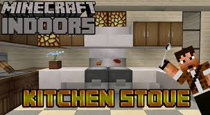 how to build a working oven minecraft indoors kitchen stove tutorial youtube aesthetic lighting minecraft indoors torches