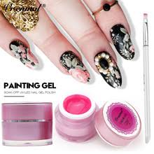 Vrenmol 7 шт <b>краска для дизайна ногтей</b> набор для полировки ...