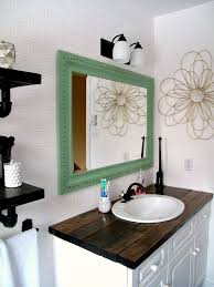 bathroom layout ideas rustic wooden vanity:  ideas about wood vanity on pinterest family bathroom cement tiles bathroom and white subway tile bathroom
