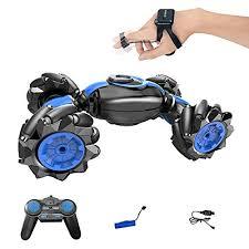 Hobby e collezionismo <b>2.4G</b> 4WD Stunt <b>RC Car</b> Gesture Sensing ...