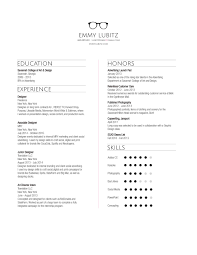 resume emmy lubitz to a copy of my resume click here