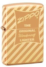 <b>Зажигалка</b> ZIPPO <b>Vintage</b> Zippo <b>Box</b> Top с покрытием High Polish ...