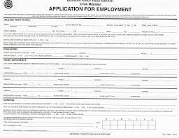 printable employment application printable editable blank job application printable job applications printable job