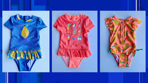 Target recalls 181,000 infant-<b>toddler swimsuits</b> due to potential ...