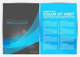 15 a4 brochure design psds vector graphic design brochure