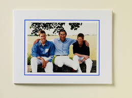 Christmas card: The <b>Prince</b> of Wales with Princes William and Harry ...