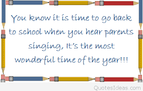 Amazing seven powerful quotes about back to school pic French ... via Relatably.com