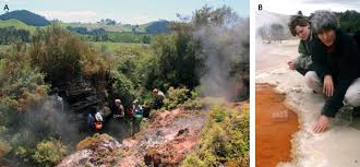 EXPLORATORY SCIENCE IN NEW ZEALAND     TWO ASTROBIOLOGY CASE STUDIES     Astrobiology India