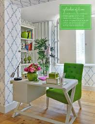 chic home office inspiration chic organized home office